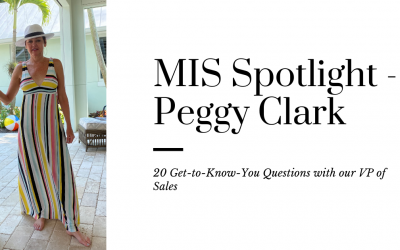20 Questions with Peggy Clark