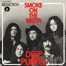 Smoke on the Water by Deep Purple - Album Cover