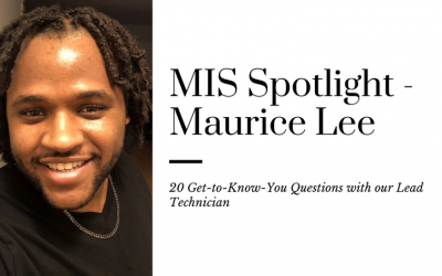 20 Questions with Maurice Lee